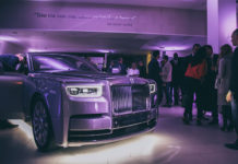 rolls-royce motor cars london new phantom