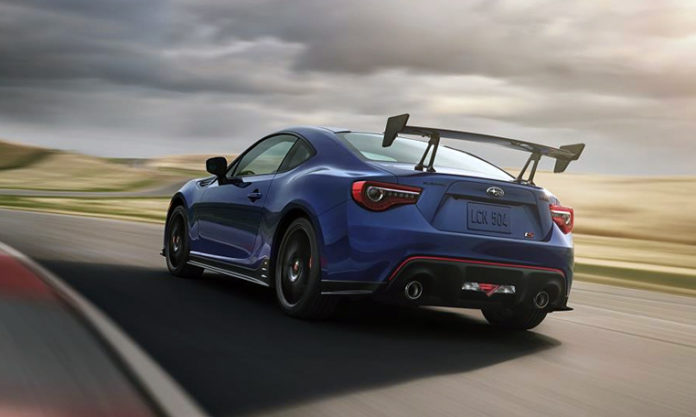 Subaru WRX Limited Edition