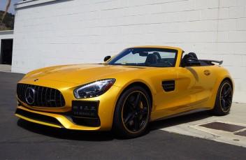 2018 Mercedes-Benz AMG GT-C Roadster For Sale